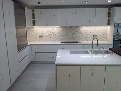 Handleless German Kitchen