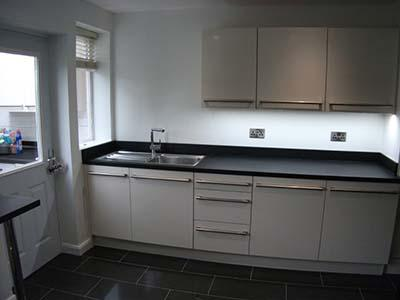 Wren Kitchen Semi Gloss